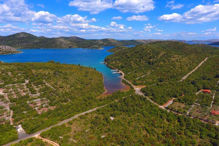 Jaz - Telašćica on the island Dugi otok (Sjeverna Dalmacija)