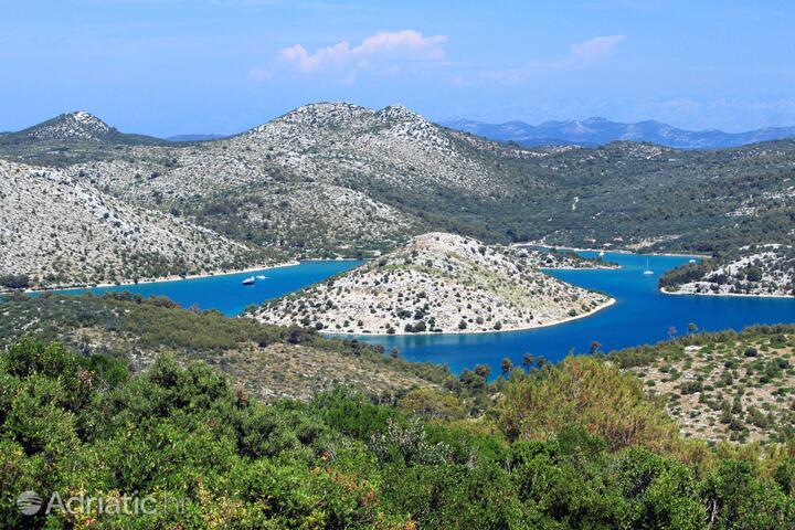 Pasjak - Telašćica on the island Dugi otok (Sjeverna Dalmacija)