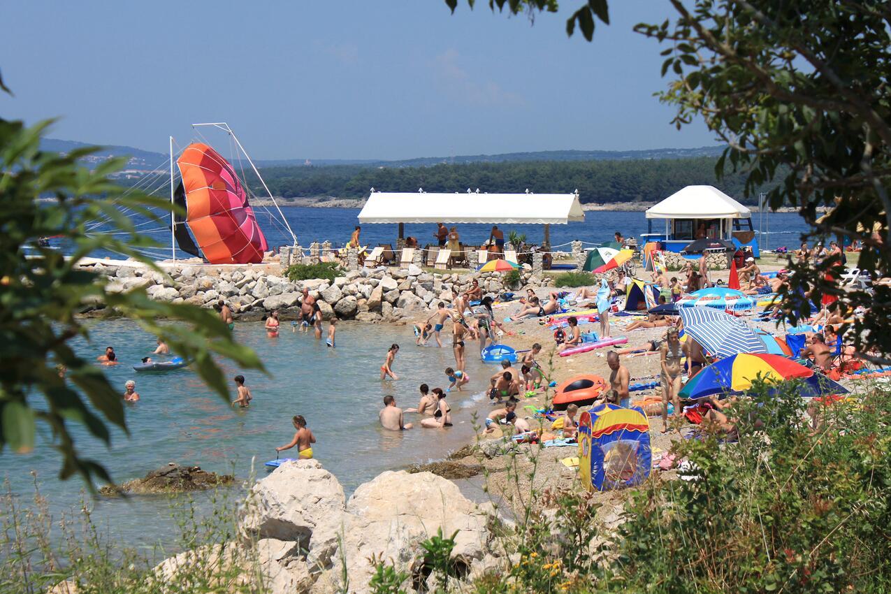 Ferienwohnung im Ort Punat (Krk), Kapazität 2+2 (2143522), Punat, Insel Krk, Kvarner, Kroatien, Bild 9