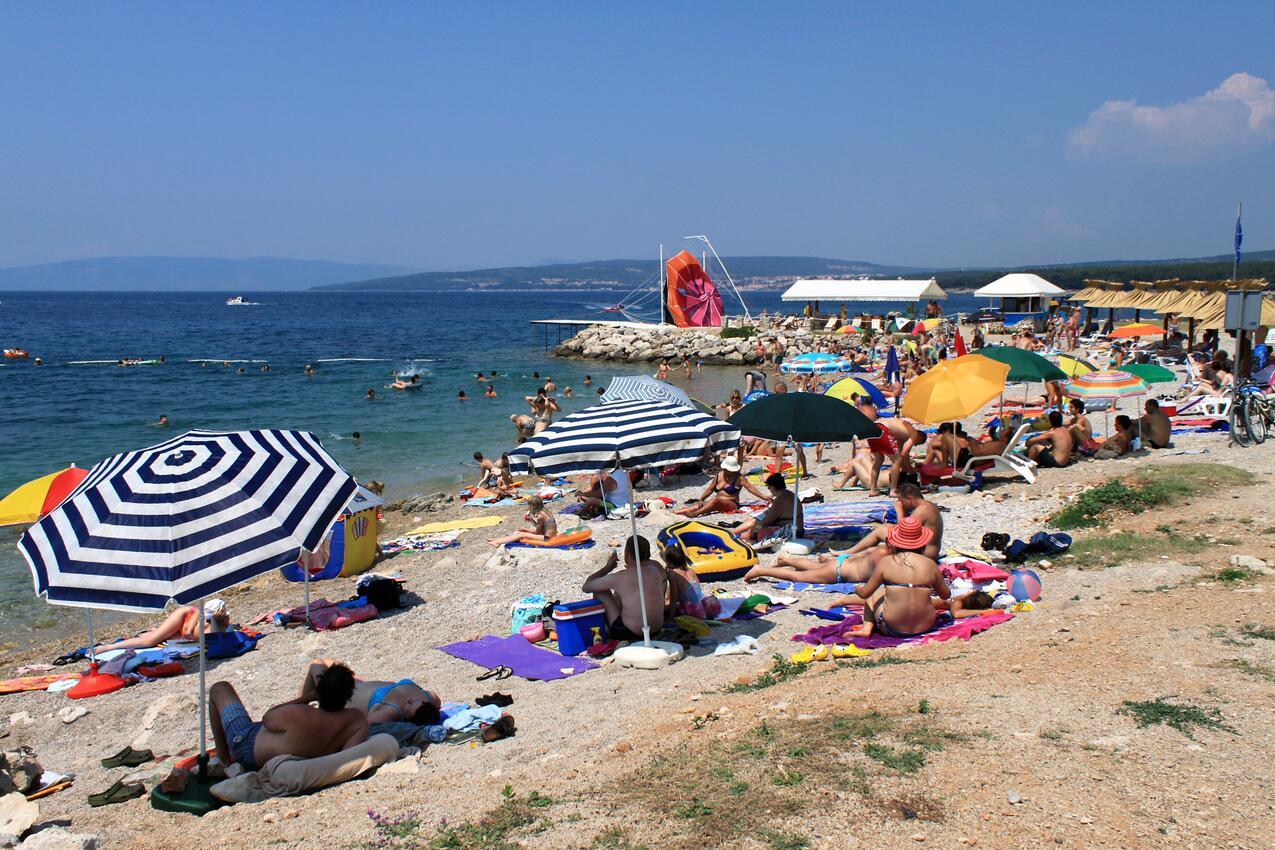 Ferienwohnung im Ort Punat (Krk), Kapazität 2+2 (2143522), Punat, Insel Krk, Kvarner, Kroatien, Bild 10