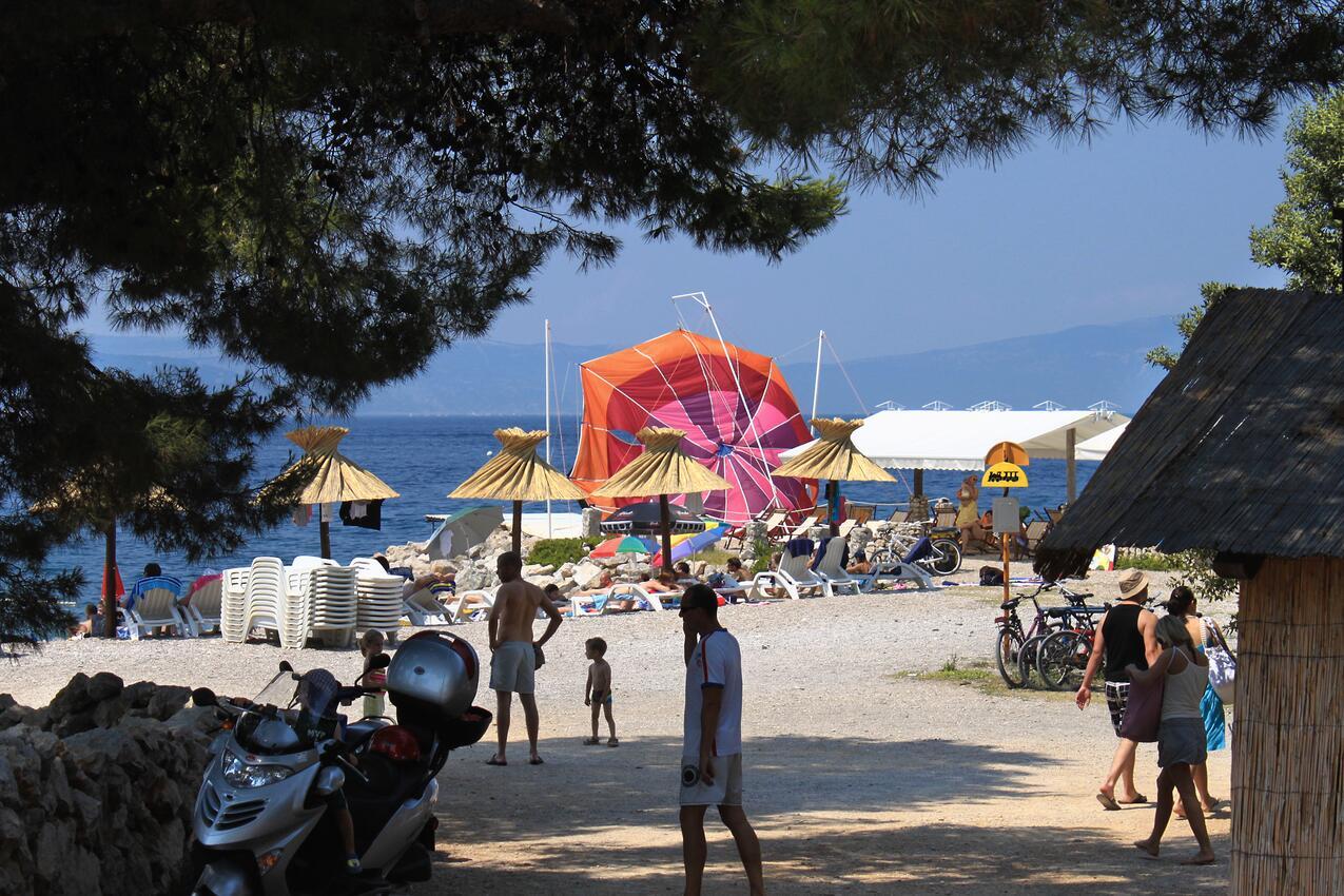 Ferienwohnung im Ort Punat (Krk), Kapazität 2+2 (2143522), Punat, Insel Krk, Kvarner, Kroatien, Bild 11