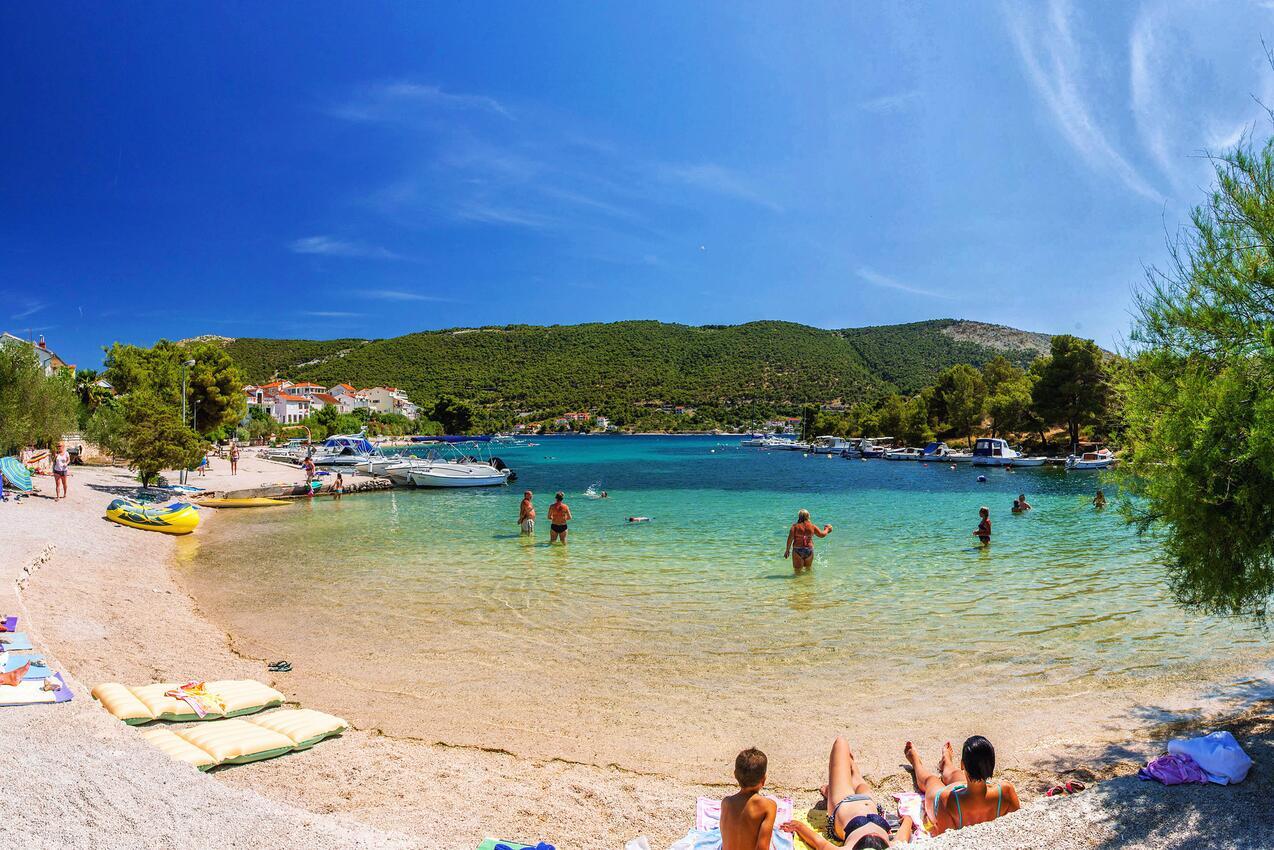 Ferienwohnung im Ort Grebaatica (`ibenik), Kapazität 4+0 (2294773), Grebaštica, , Dalmatien, Kroatien, Bild 8