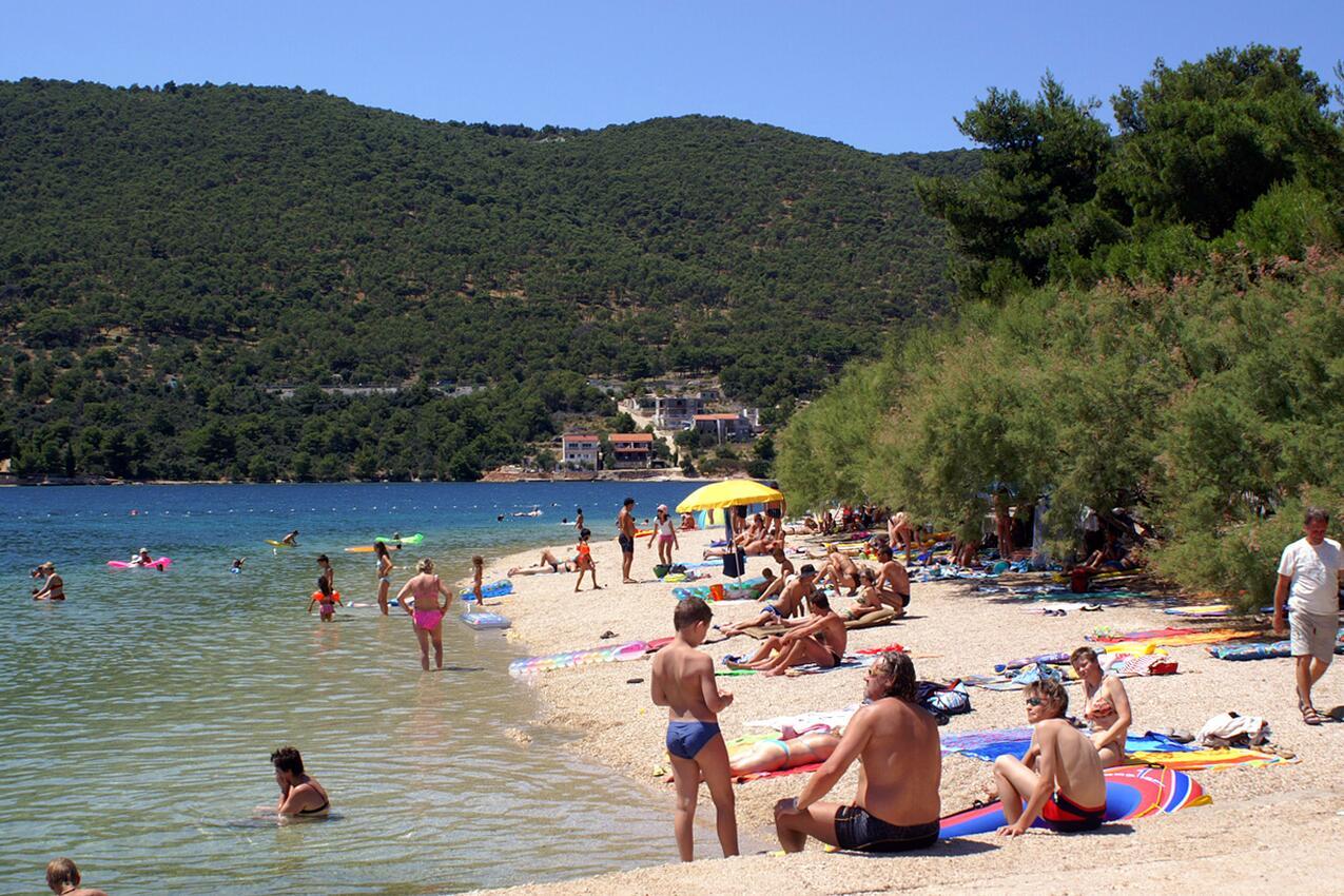 Ferienwohnung im Ort }abori (`ibenik), Kapazität 3+0 (1012534), Sibenik, , Dalmatien, Kroatien, Bild 10