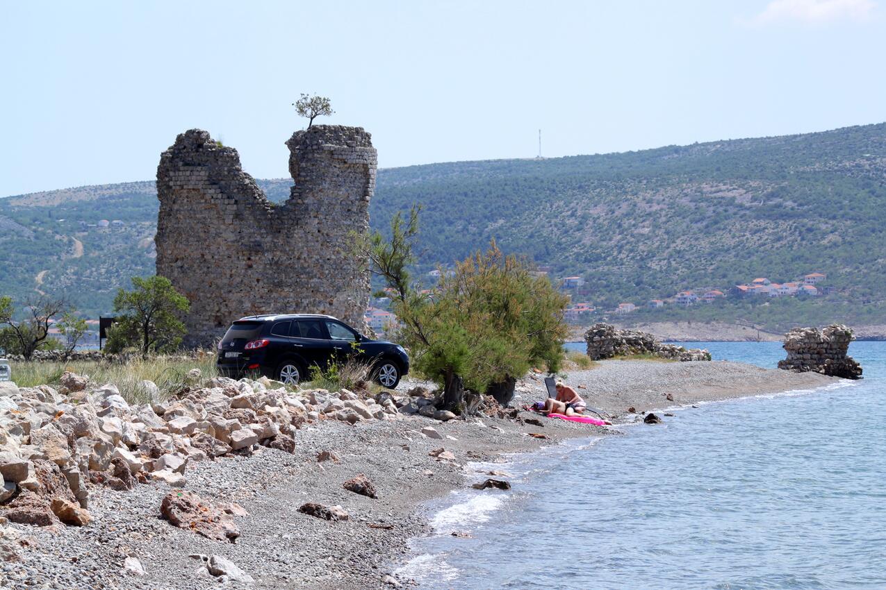 Ferienwohnung im Ort Starigrad (Paklenica), Kapazität 4+1 (2143350), Starigrad Paklenica, , Dalmatien, Kroatien, Bild 10