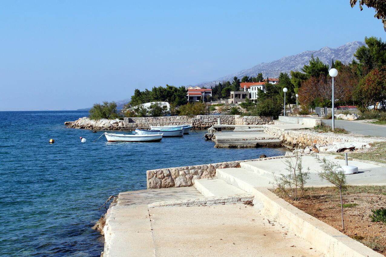 Ferienwohnung im Ort Starigrad (Paklenica), Kapazität 4+1 (2143350), Starigrad Paklenica, , Dalmatien, Kroatien, Bild 11