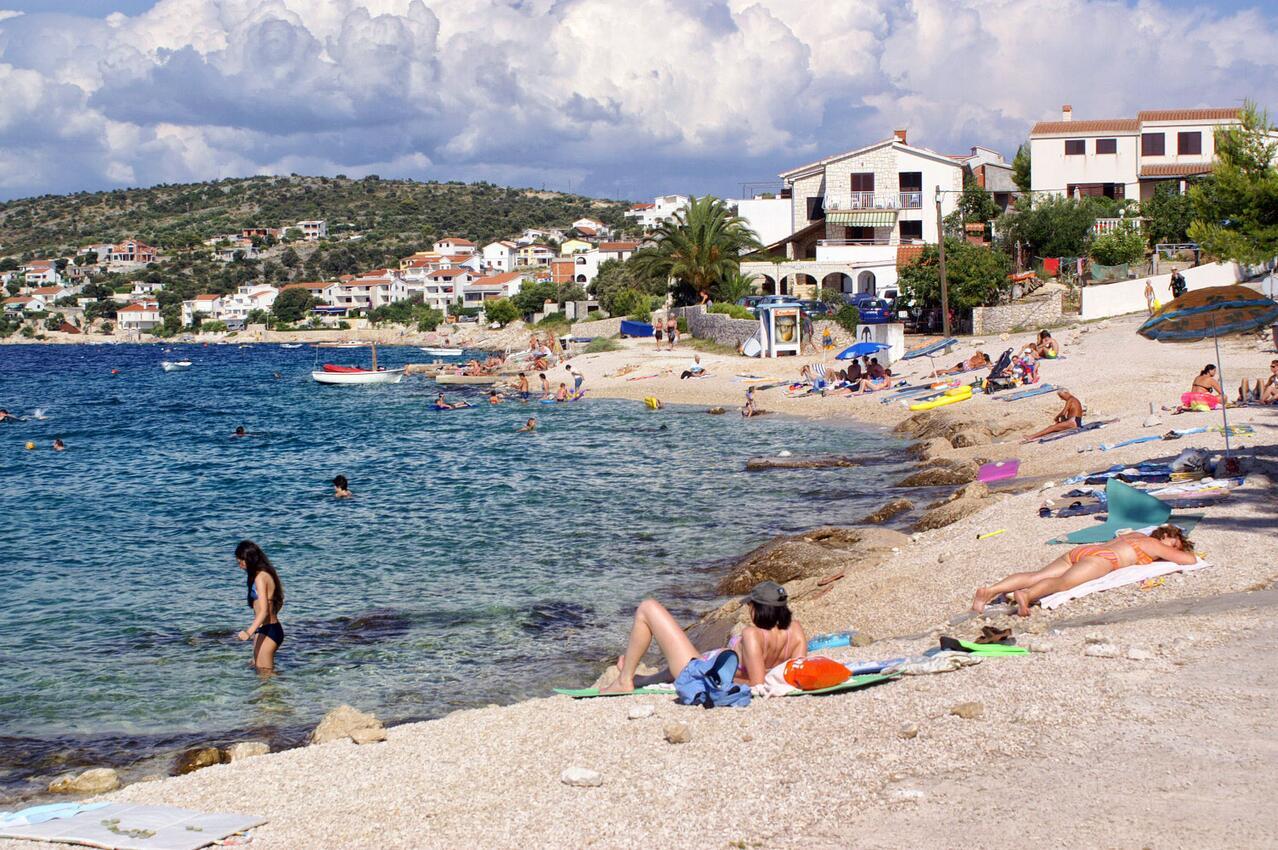 Ferienwohnung im Ort Ra~anj (Rogoznica), Kapazität 6+3 (2143252), Ražanj, , Dalmatien, Kroatien, Bild 15