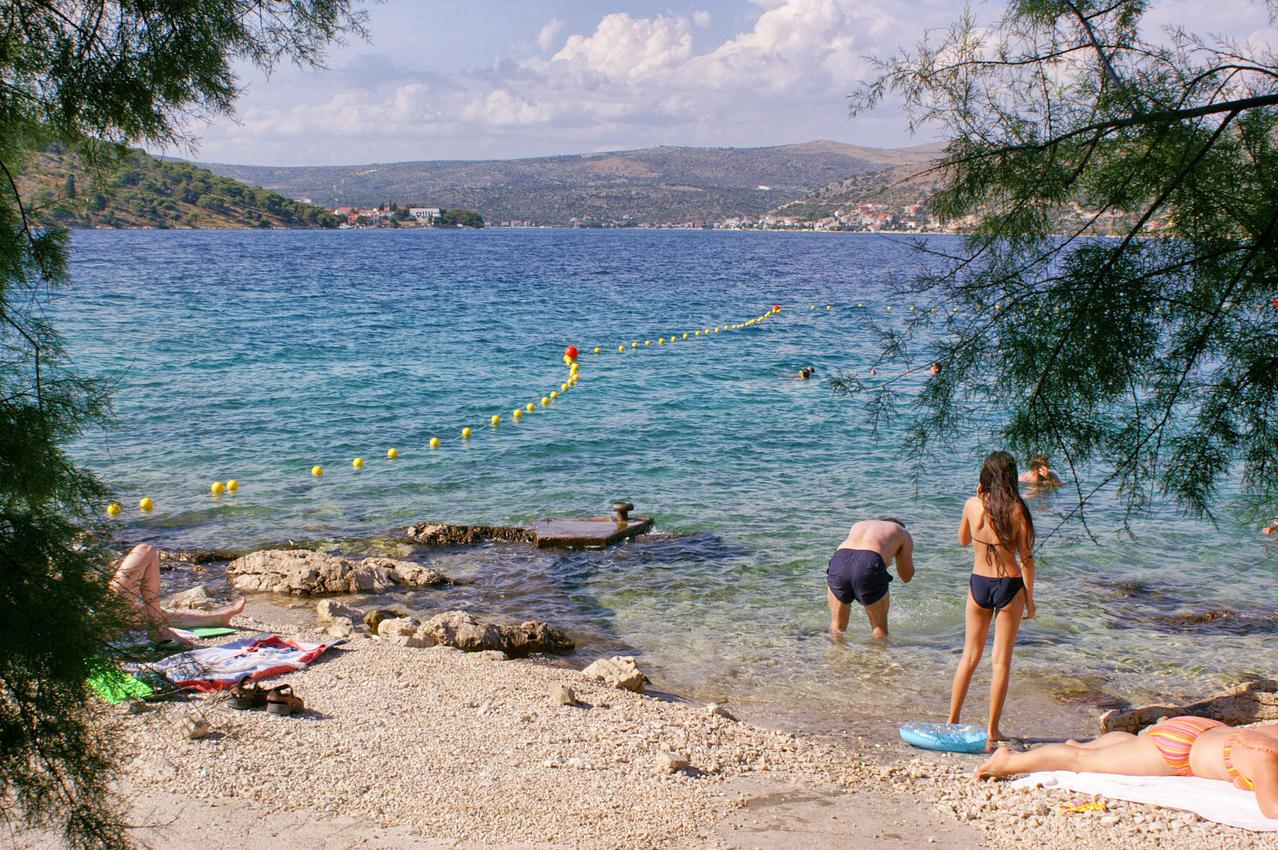 Ferienwohnung im Ort Ra~anj (Rogoznica), Kapazität 6+3 (2143252), Ražanj, , Dalmatien, Kroatien, Bild 16