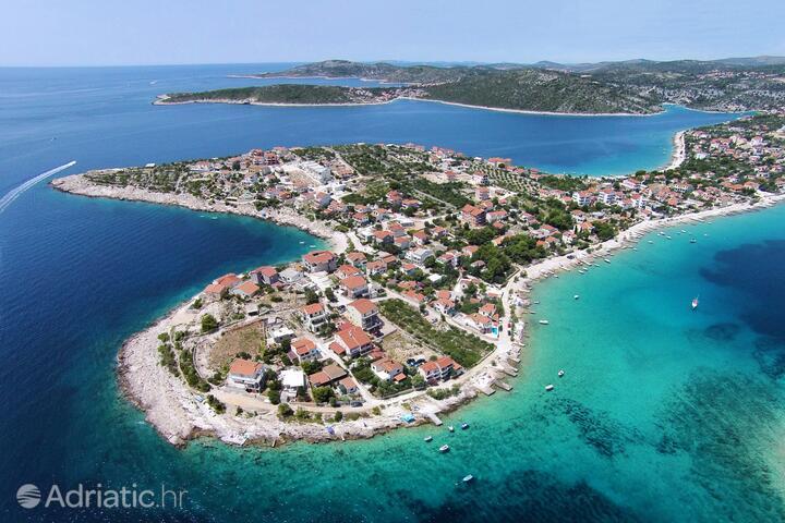 Sevid in riviera Trogir (Srednja Dalmacija)