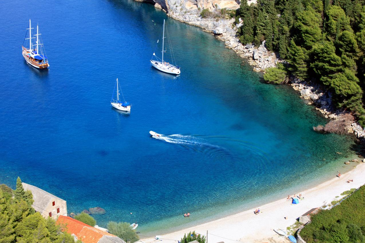 Chorvatsko dovolená pro 18 osob