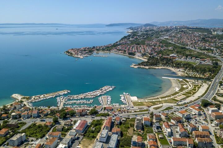 Podstrana u rivijeri Split (Srednja Dalmacija)