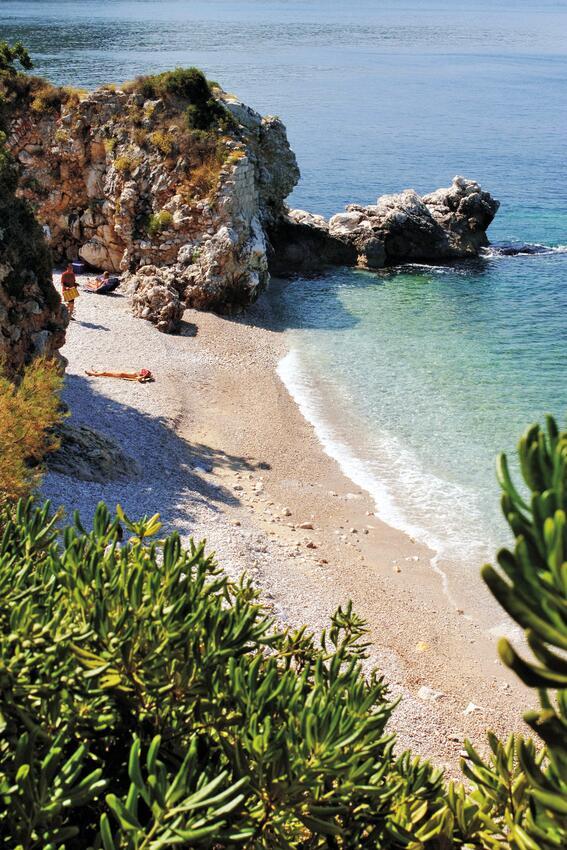 Appartement de vacances Studio Appartment im Ort Plat (Dubrovnik), Kapazität 2+1 (2077391), Plat, , Dalmatie, Croatie, image 24