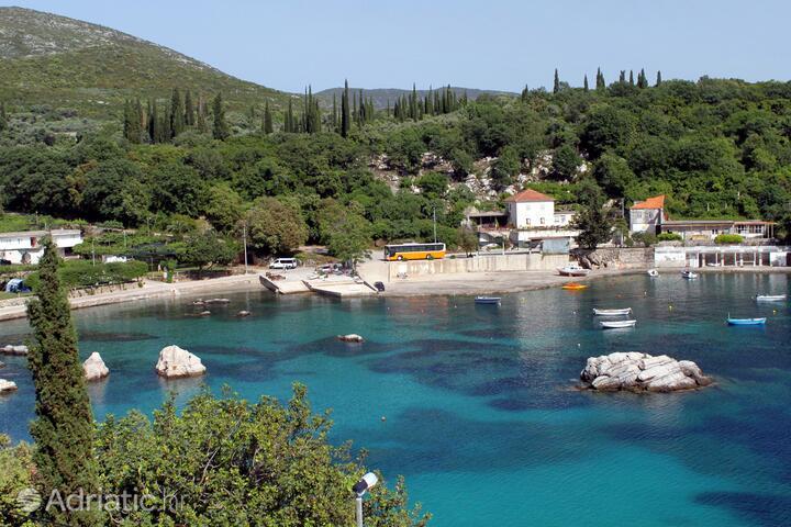 Molunat sulla riviera Dubrovnik (Južna Dalmacija)