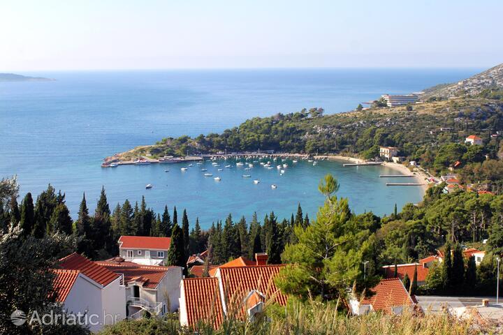Srebreno pe riviera Dubrovnik (Južna Dalmacija)