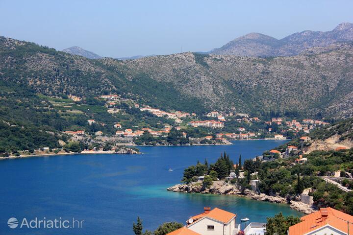 Zaton Mali pe riviera Dubrovnik (Južna Dalmacija)