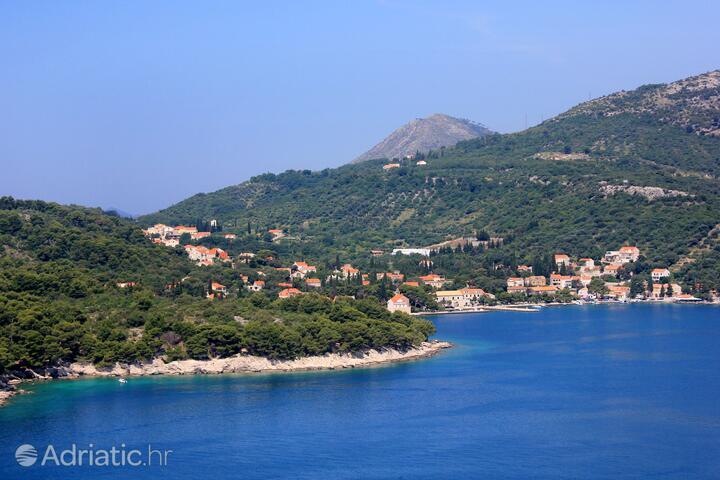 Zaton Veliki in riviera Dubrovnik (Južna Dalmacija)