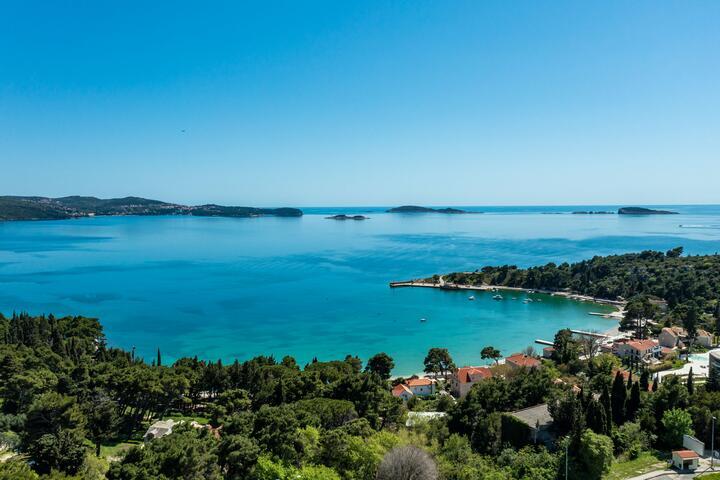 Mlini in riviera Dubrovnik (Južna Dalmacija)