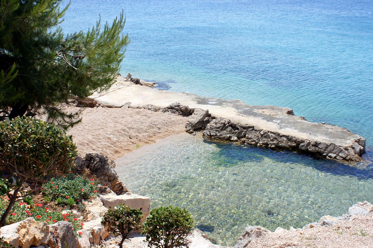 Ferienwohnung im Ort Mandre (Pag), Kapazität 2+2 (1011836), Mandre, Insel Pag, Kvarner, Kroatien, Bild 9