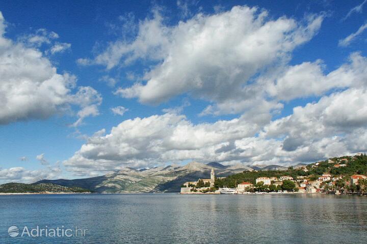 Lopud on the island Elafiti (Južna Dalmacija)