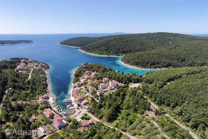 Tri luke on the island Korčula (Južna Dalmacija)