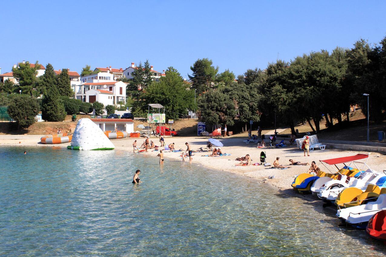ubytování Istrie