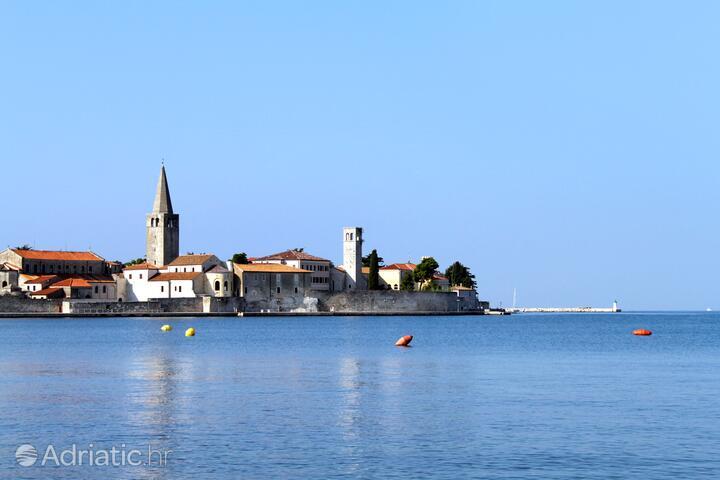 Poreč na riwierze Poreč (Istra)