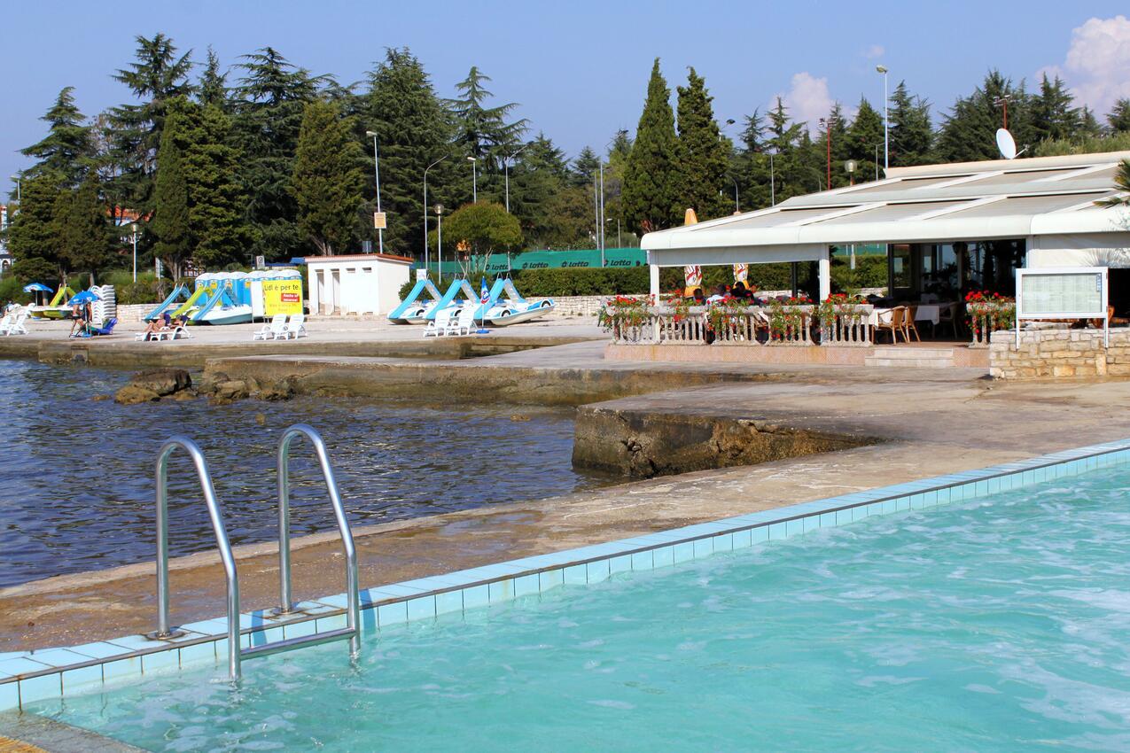 Ferienwohnung Studio Appartment im Ort Mugeba (Pore), Kapazität 2+2 (2450610), Mugeba, , Istrien, Kroatien, Bild 17