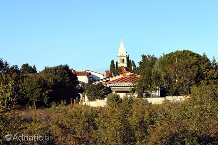 Krnica in riviera Marčana (Istra)