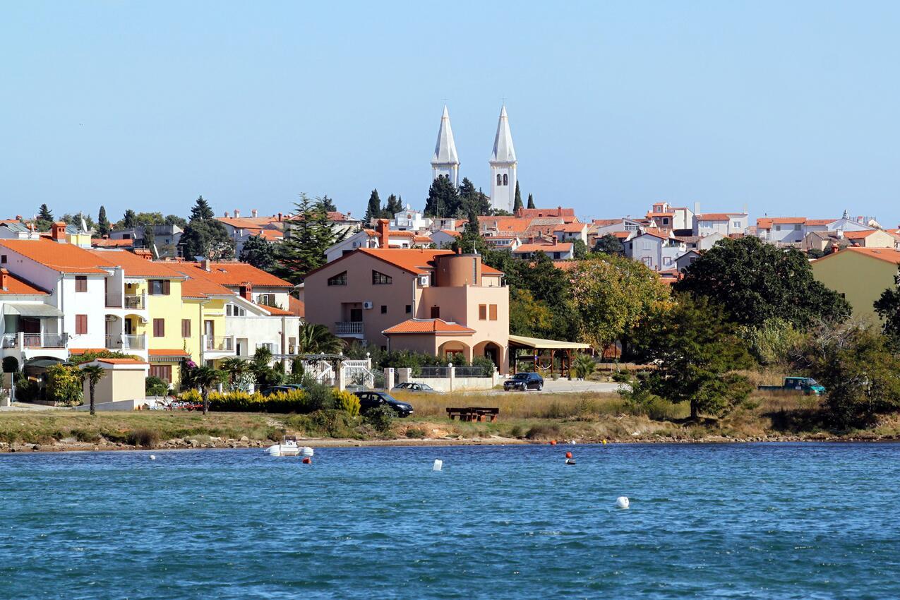 Ubytování Istrie pro 4