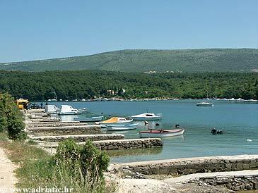 Brovinje на Ривьере Raša (Istra)