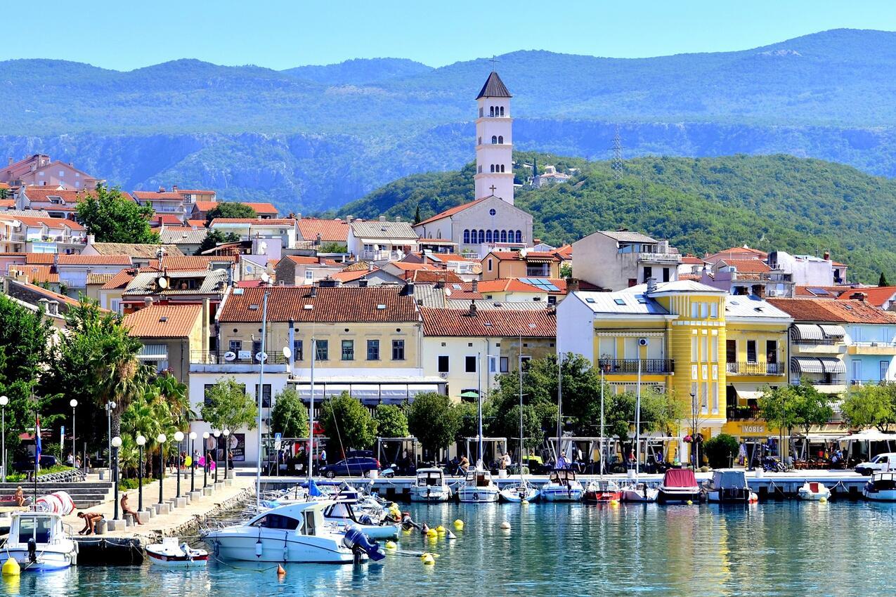 Chorvatsko Crikvenica