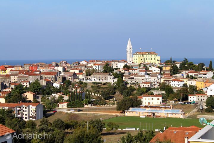 Vrsar in riviera Poreč (Istra)