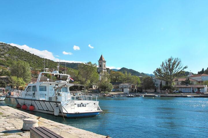 Sveti Juraj an der Riviera Senj (Kvarner)