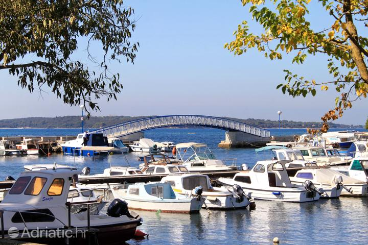 Valbandon riviéra Fažana (Istra)