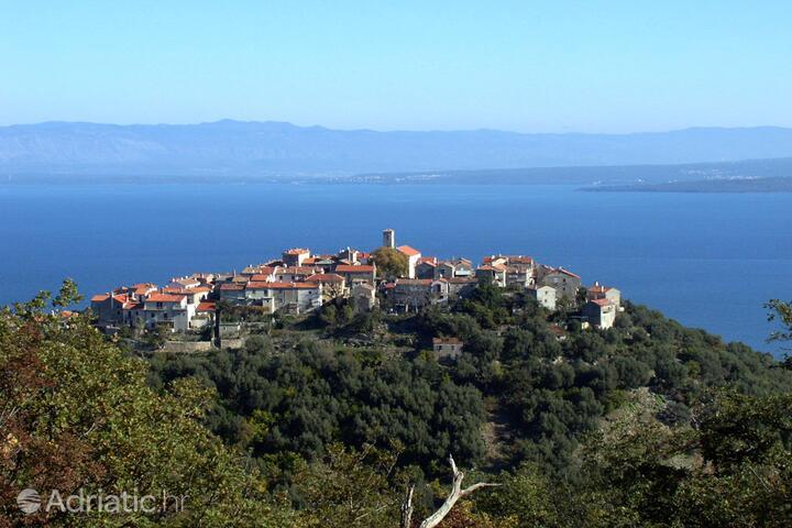 Beli on the island Cres (Kvarner)