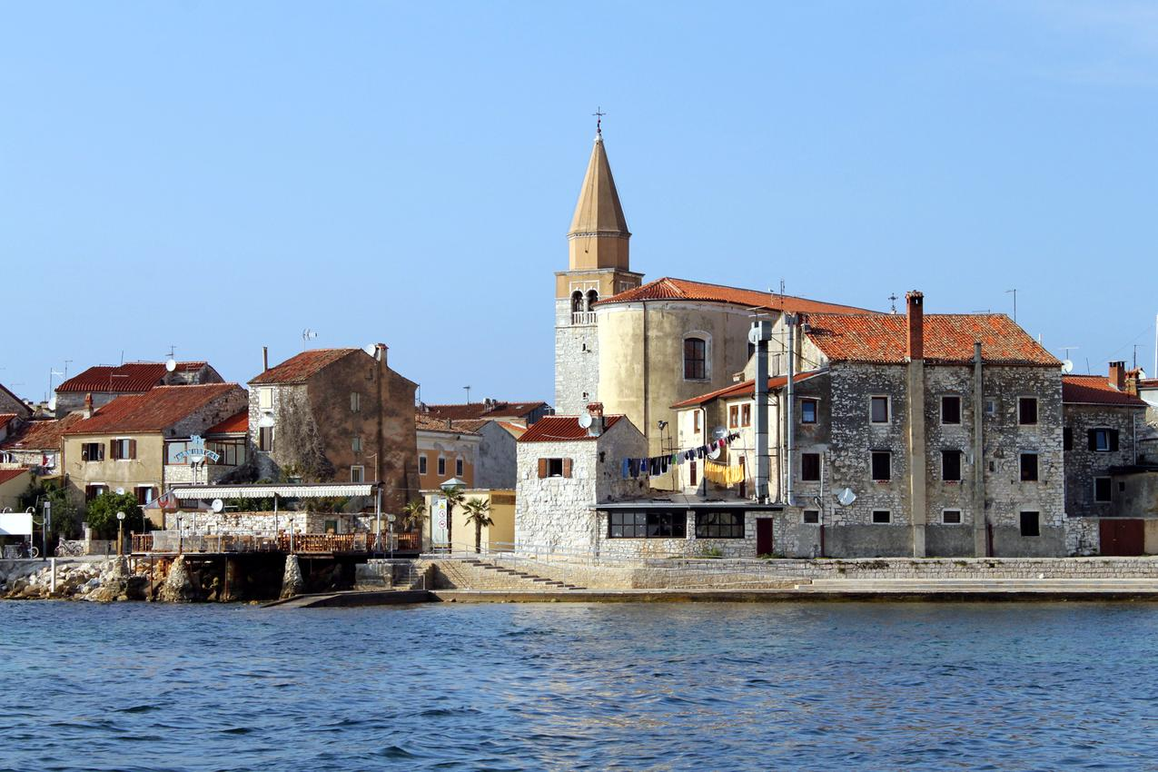 Chorvatsko Fažana