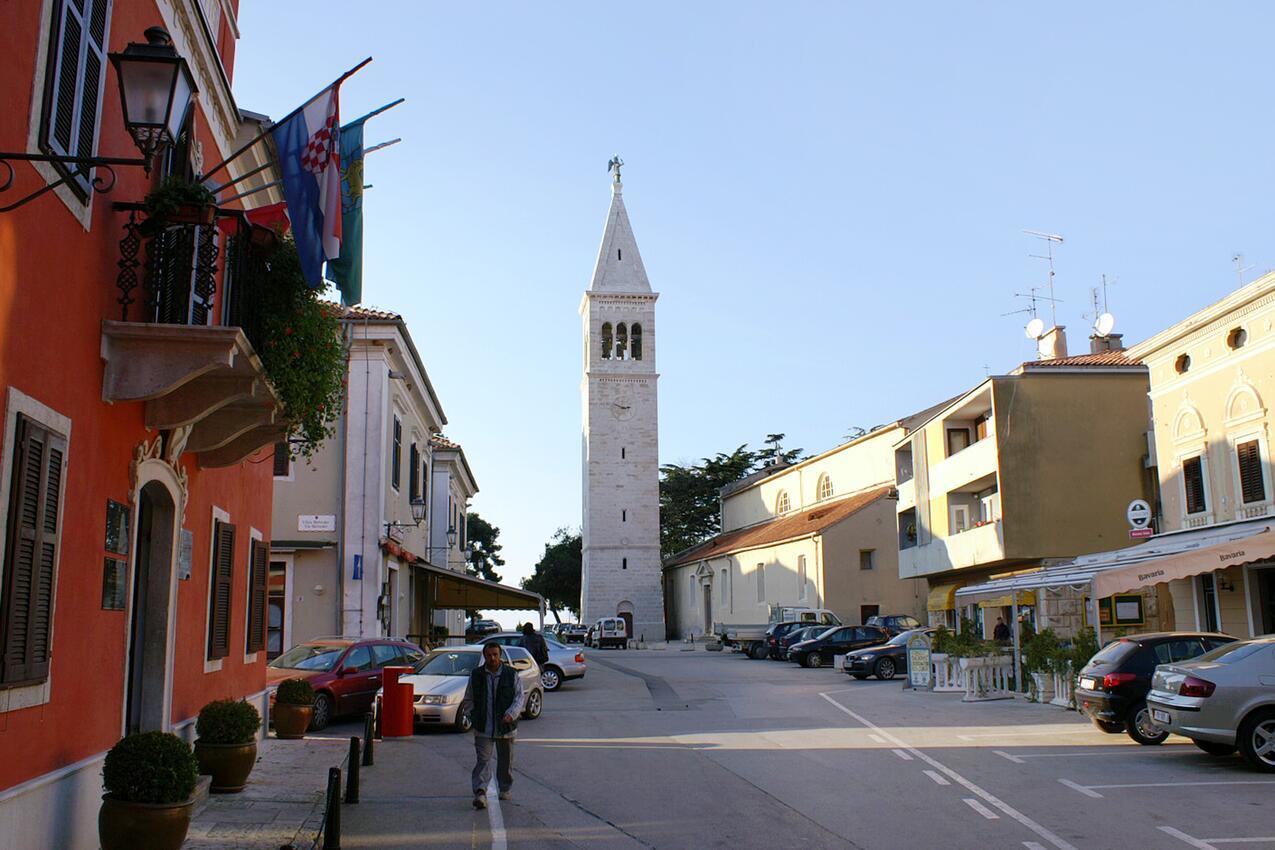 Apartmány Istrie