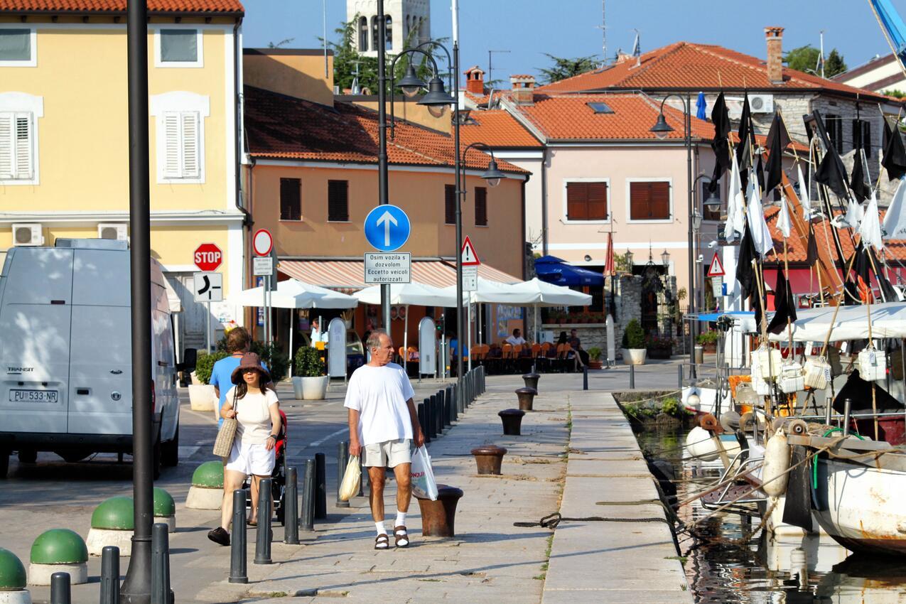 Ubytování Novigrad pro 4