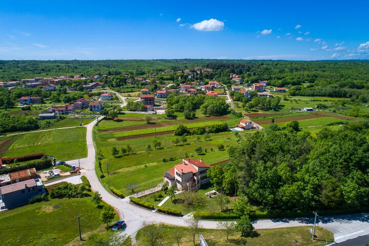 Manjadvorci на Ривьере Marčana (Istra)
