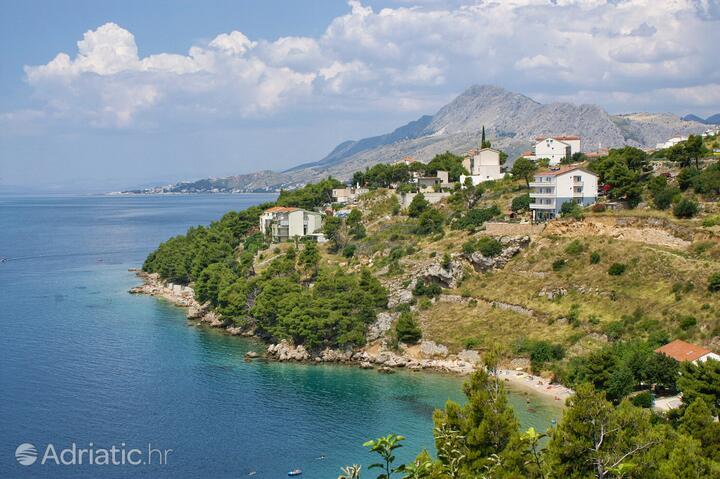 Nemira in riviera Omiš (Srednja Dalmacija)
