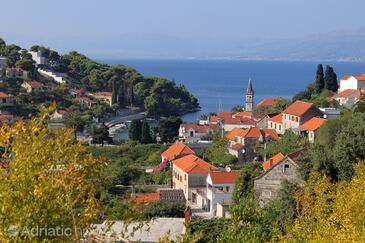 Splitska on the island Brač (Srednja Dalmacija)