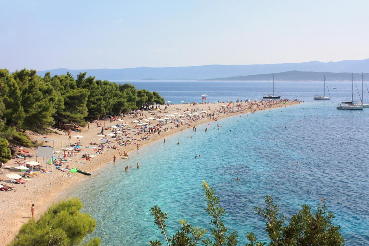 Appartement de vacances im Ort Vela Farska (Brac), Kapazität 4 (2142020), Nerezisca, Île de Brac, Dalmatie, Croatie, image 26