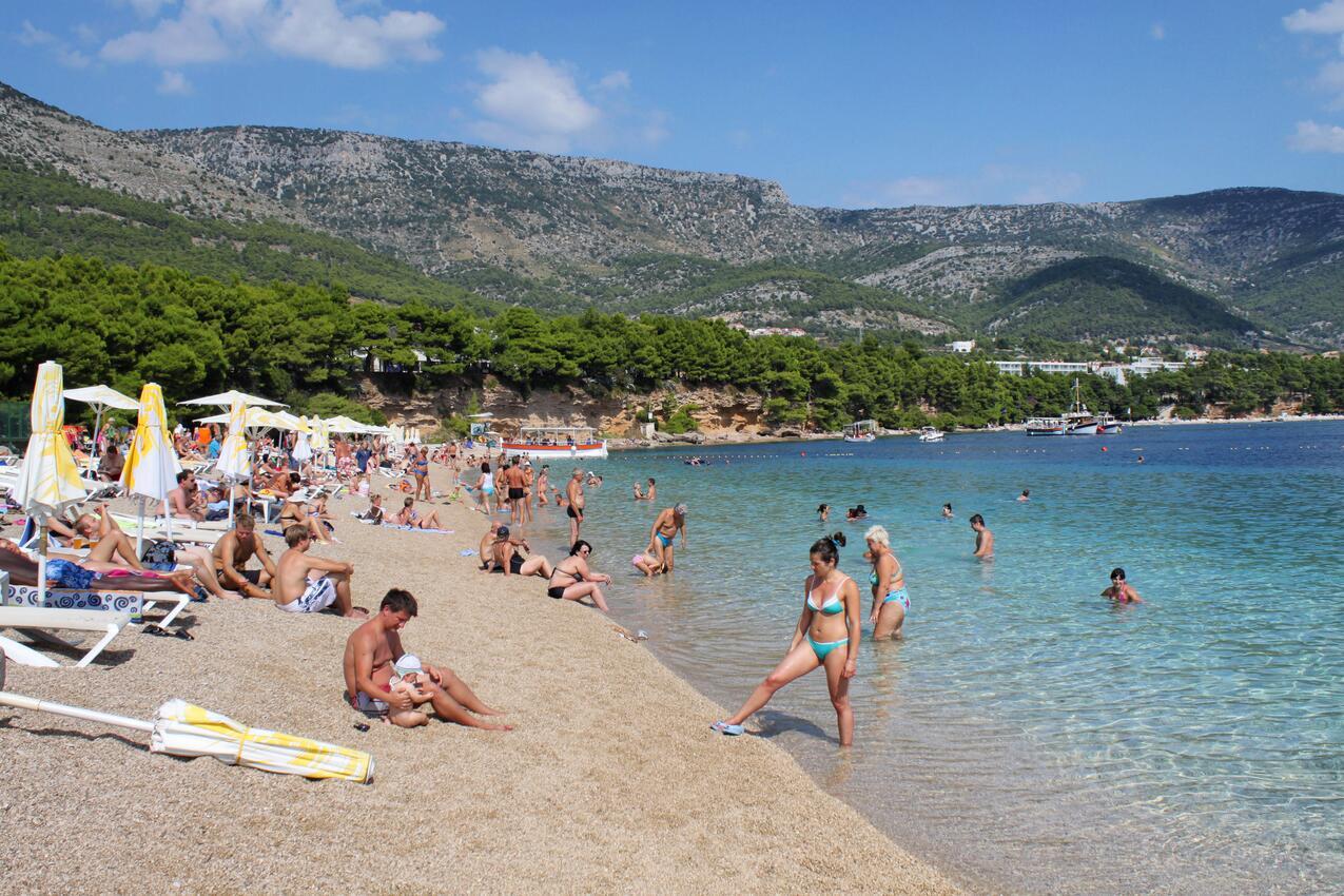 Appartement de vacances im Ort Vela Farska (Brac), Kapazität 4 (2142020), Nerezisca, Île de Brac, Dalmatie, Croatie, image 27