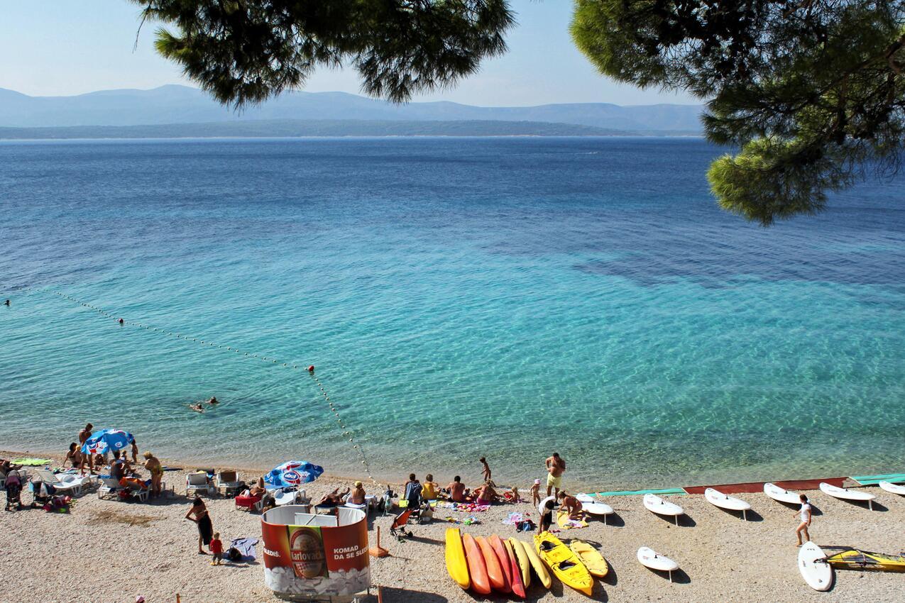 Appartement de vacances im Ort Vela Farska (Brac), Kapazität 4 (2142020), Nerezisca, Île de Brac, Dalmatie, Croatie, image 28