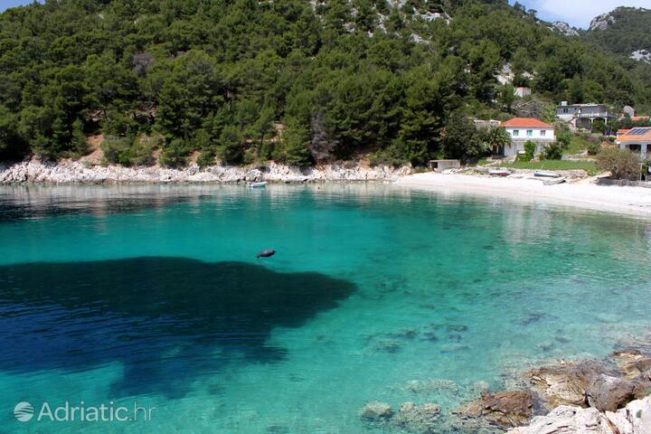 Skozanje na otoku Hvar (Srednja Dalmacija)