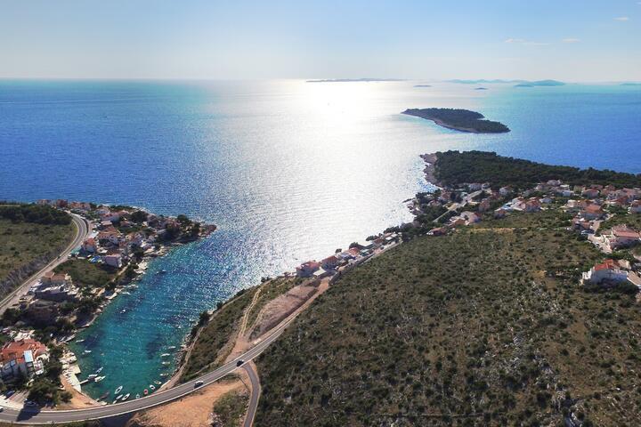 Bilo in riviera Primosten (North Dalmatia)