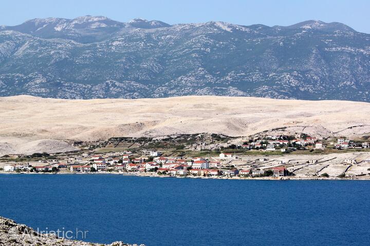 Kustići on the island Pag (Kvarner)