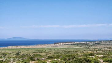 Gajac on the island Pag (Kvarner)