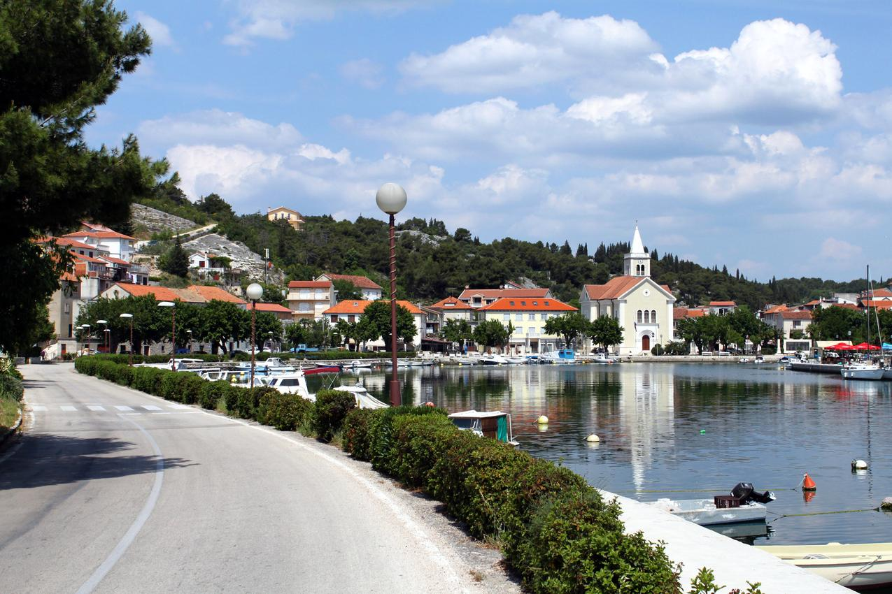 Chorvatsko Krka