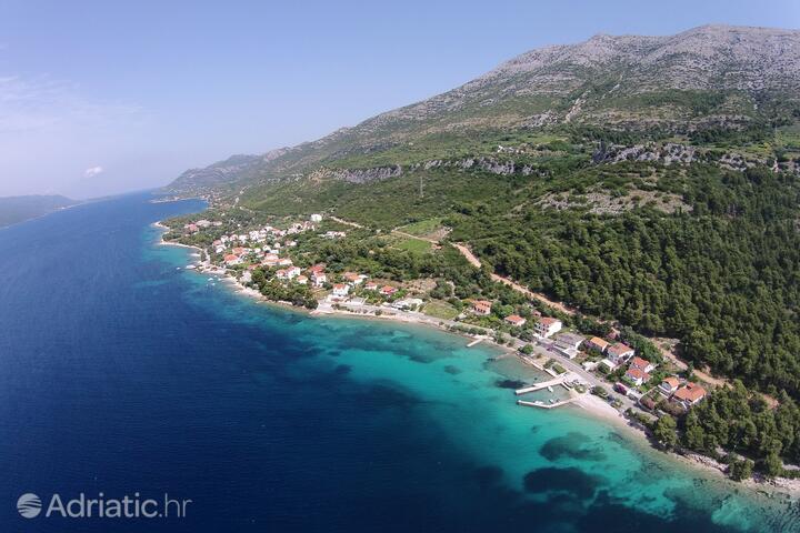 Kučište - Perna in riviera Pelješac (Južna Dalmacija)
