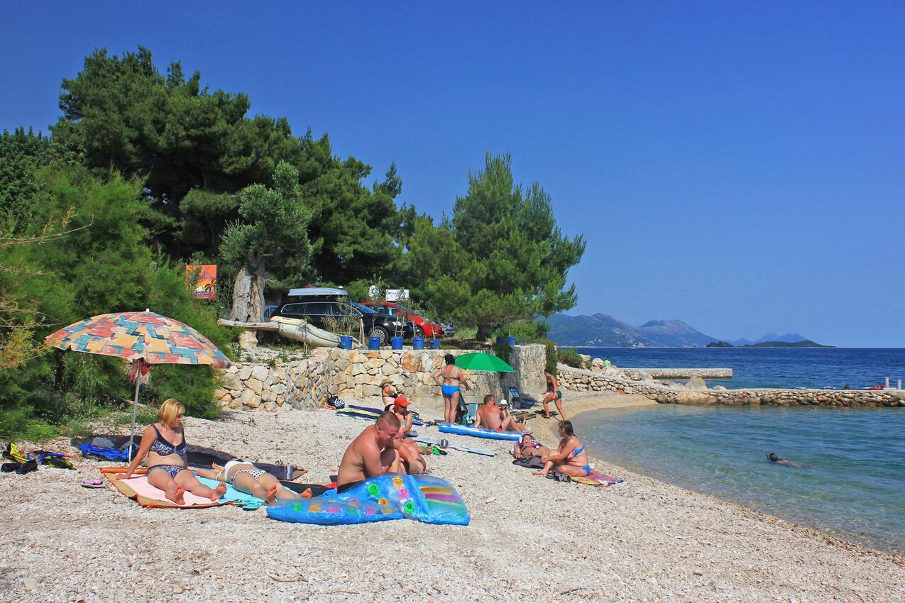 Ferienwohnung im Ort Kuiate - Perna (Peljeaac), Kapazität 2+2 (1013616), Kuciste, Insel Peljesac, Dalmatien, Kroatien, Bild 27